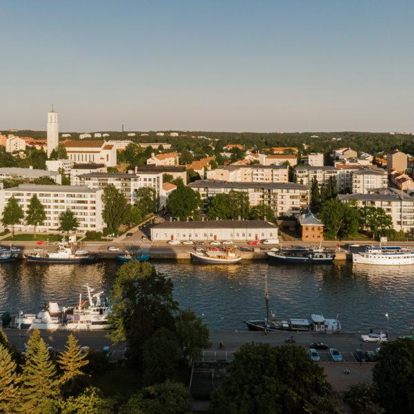 Martti asuinalueena, Turku
